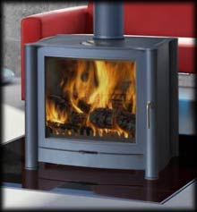 The Belfast Wood Burning Stove - FB3db