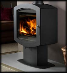 The Cardiff Wood Burning Stove - FBFP