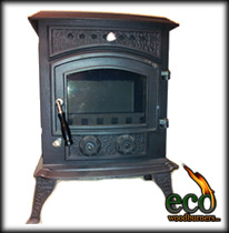 burning stove with back boiler plus wood burning stoves with water